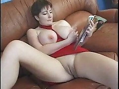 Busty Redhead and BBC Hardcore #1
