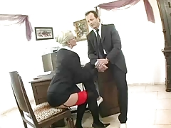 Boss has a Thing for his Secretary...F70