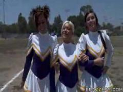 Cheerleader Distraction