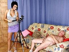 A hot photographer