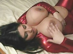 Kerry Marie Red Latex