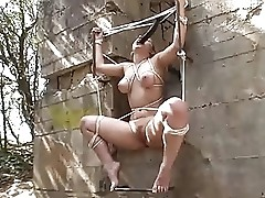 Tied Busty Tutorial , 2st lesson