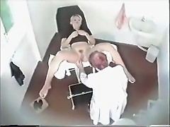 Gynecologist hidden cam