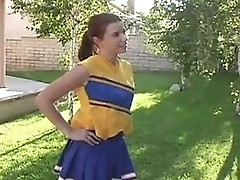 Sarah Blake Cheerleader
