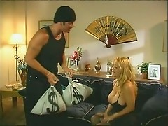 Hot Busty Chantz Fortune Bangs Biker