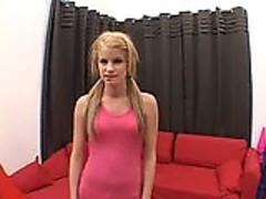 cameron at casting couch teen