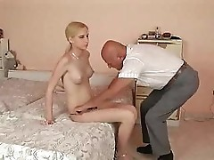 Teen Fucks Older Man