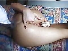 Anal fingering