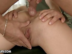 Cosette Ibarra Loves Anal Massage