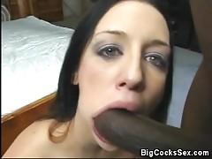Deja Daire Sucks And Fucks That Big Cock