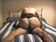 Vivacious babe rides her wet pussy on this hard dick