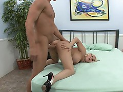 Madison Ivy loves getting her hot pussy pulverized