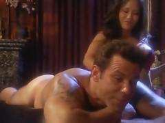 Sexy masseuse Jessica Bangkok provides an unforgettable sex massage