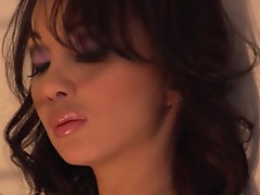 Stunning Asian Katsuni is gets her sweet ass fucked