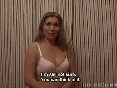 CZECH STREETS - MILF EVA