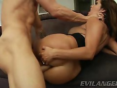 Francesca Le loves getting her hot asshole hammered