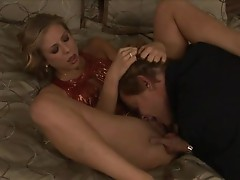 Chastity Lynn is boned by an older dude