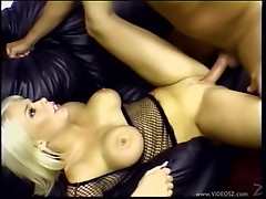 Jamie Brooks enjoys getting her moist pussy pounded