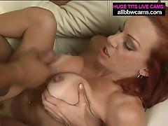 Interatial Sex hardcore big tits pt 2