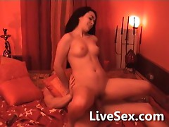 Hot Sex in the red room