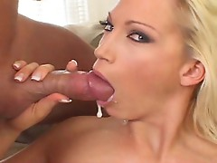 Nikki Hunter likes the feeling of a dick slipping between her cheeks