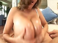 Jenna Doll jiggles tits & booty for Joe Blow