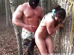 Bodybuilder fetish