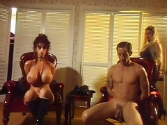 Threesome with mistress