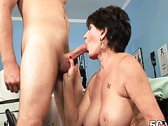 Bea Cummins at doctor