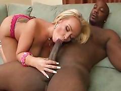 Bootyful Austin Taylor interracial