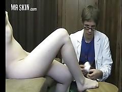 Celebrity nurses suck and fuck the cream off!