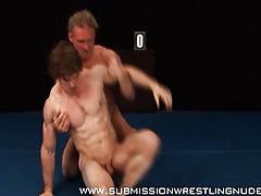 Tomas Kukal vs David Kadera Nude Wrestling