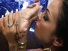 Angelina Valentine & Lela Star