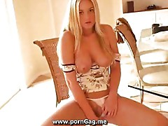 Alison Angel dressed for sex