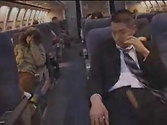 american stewardess handjob