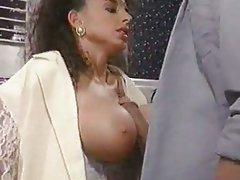 Vintage milf with big tits