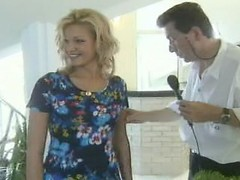 Budapest Teen 1 - Young Blonde In Audition (Harry Morgan)