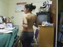Indian Nri Nurse Nude dance and Fucking with BF