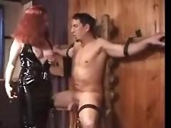 Femdom Cock Punishment