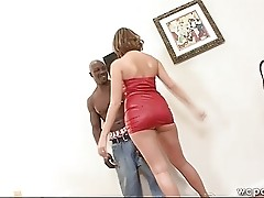 White Wife Stripper Interracial
