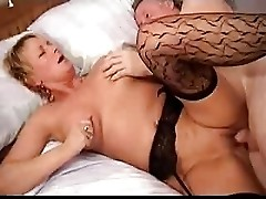 British Mature Housewife Fucking Well
