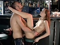 Sex in Bar