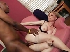 NINA HARTLEY loves to make sex with bronze officers from time to time