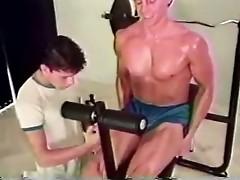 Peter North gay porn