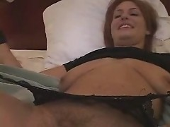 Bouned wife: blk