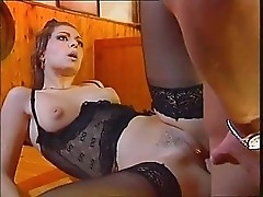 Sexy Young Wife Cheating With Her Boss