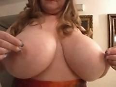 Sexy pornstar Seana Rae teases big tits then gets juicy pussy fucked hard