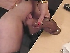 Huge clit dominates