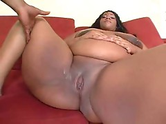 Black Girl with hot curves