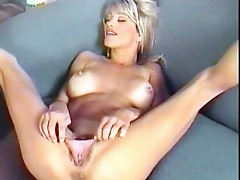 Vintage Catalina Masturbating
